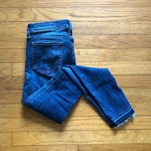 Rag and bone ankle skinny jeans